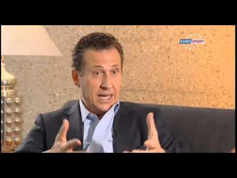 Jorge Valdano Guardiola es como Steve jobs eurosport entrevista