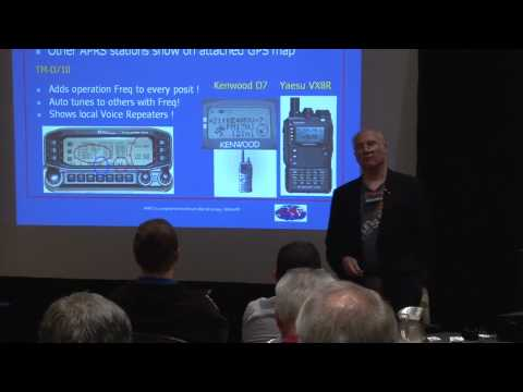2011 DCC - Sunday Seminar Part 1 - WB4APR and APRS