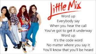 download lagu Little Mix - Word Up Pictures + gratis