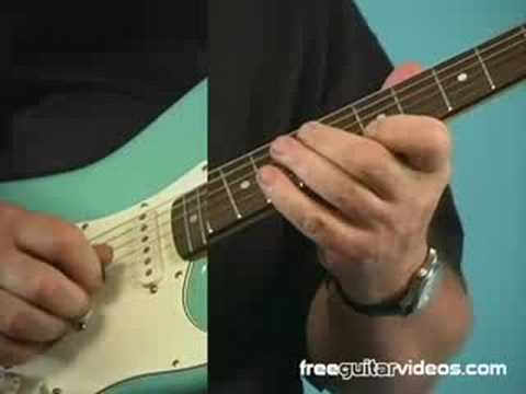 Lesson Guitar - Rock Licks - Johnny Winter Style