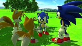 Sonic Generations: Final Español