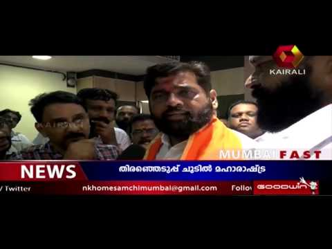 Aamchi Mumbai - Congress and Shivsena  are scared of Narendra Modi: K Surendran