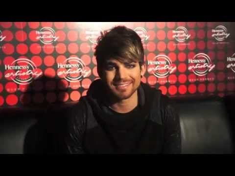 Adam Lambert offers readers VnExpress