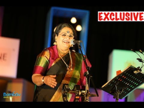 Usha Uthup Sings Gujarati Garba : Pankhida Tu video