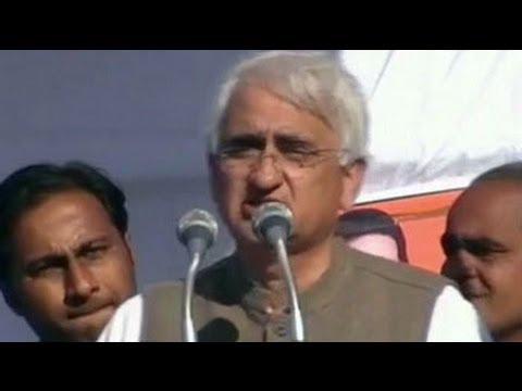 Sonia Gandhi cried after seeing Batla House encounter images: Salman Khurshid