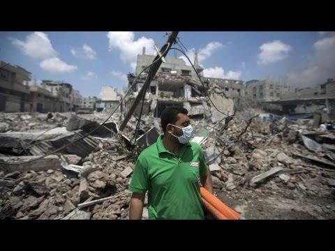Intense Day in Gaza Battle Leaves Scores Dead