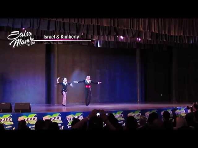 Israel & Kimberly (Puerto Ritmo GDL) | Salsa Mambo Fest 2014 | Riviera Nayarit