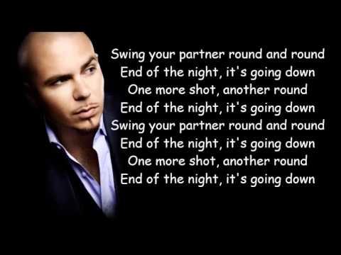 Timber - Pitbull ft. Ke$ha  (Original Lyrics) [HQ]