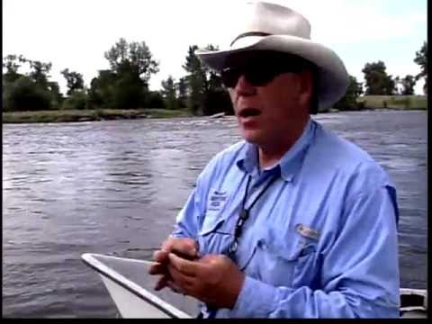 Fly Fishing Henrys Fork of the Madison River with Mike Lawson