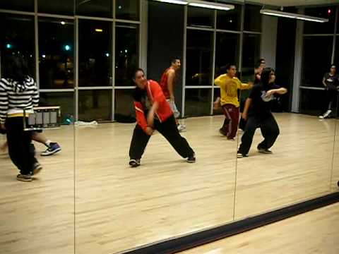CHRIS BROWN - I CAN TRANSFORM YA (HIPHOP DANCE CHOREO BY CARLITO)