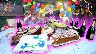 EVAN'S CRAZY EPIC AMAZING 21ST BIRTHDAY PARTY SURPRISE!