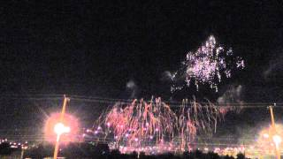 Montreal Fireworks Competition 2015 Part 2
