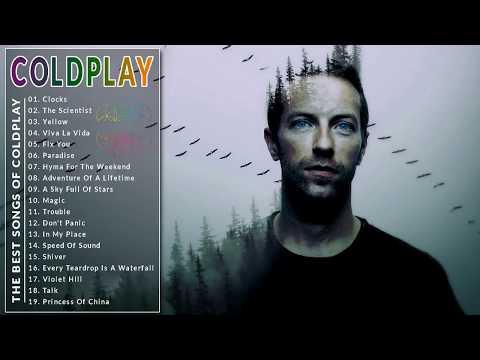 Download  ColdPlay Greatest Hits Full Album 2018 - Best Songs Of ColdPlay HQ Gratis, download lagu terbaru