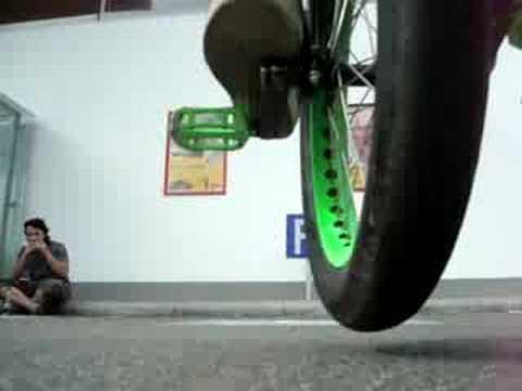 unicycle in millstatt