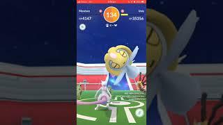 Pokémon Go - Level 5 Raid - Uxie