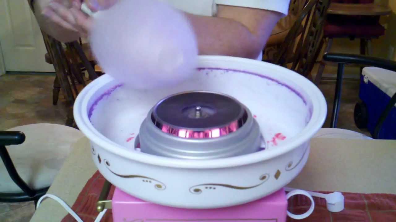Как сделать аппарат сладкую вату в домашних условиях