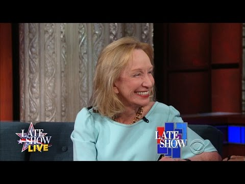 Doris Kearns Goodwin and Hillary Clinton Had A Sleepover at The White House