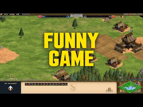 Funniest Game Of Aoe2 I Ve Seen