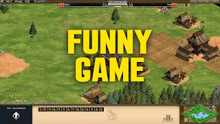 Funniest Game of AoE2 I've Seen