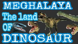 MEGHALAYA the land of Dinosaur