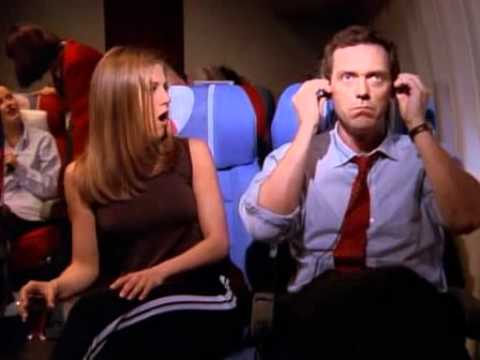 House Md On Friends - Behind The Scene video
