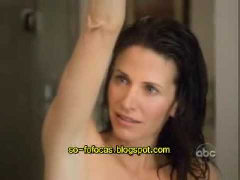 Courtney cox sex scenes dirt