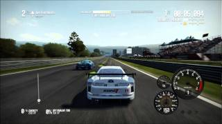 NFS Shift 2 Unleashed : Toyota SUPRA Drag Race