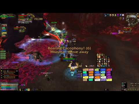 Brothers in arms vs Ursoc HC first kill
