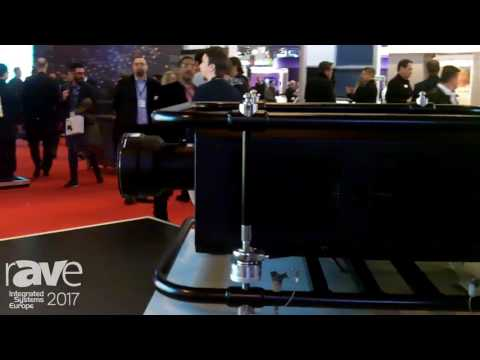 ISE 2017: LANG AG Presents Panasonic PT-RZ21K SSI Projector