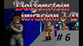 Wolfenstein 3D #6 Escape from Wolfenstein level 6 (no comment)