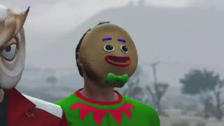 GTA 5 Online Best Funny Moments   Funny time