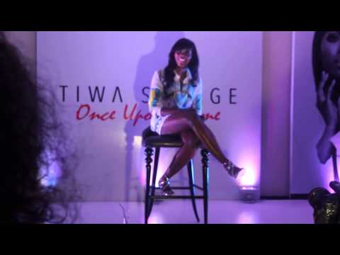 Tiwa Savage - Once Upon A Time Album Listening Party (Track 3: Ileke)