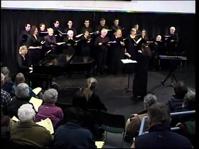 "GCC Chorus - ""Music by Women Composers"""