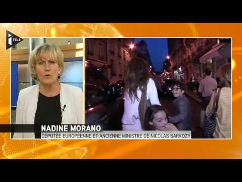 Nadine Morano : Nicolas Sarkozy a