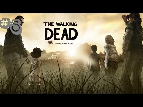 The Walking Dead: The Game - Episode 2: Starved For Help - Part 5 - It's Over!
