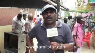 Karthick Raja At Antha 60 Natkal Movie Shooting Spot