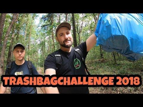 TrashbagChallenge 2018 - Sprzątanie Lasu