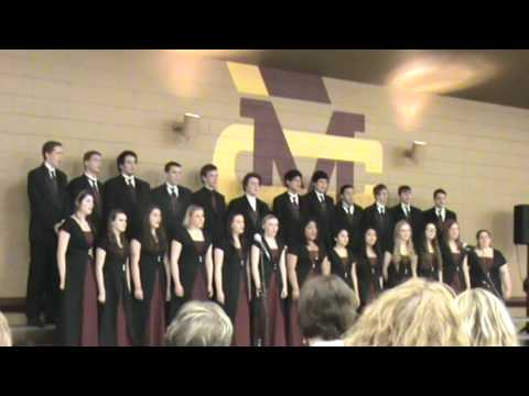 Somewhere by the Montini Catholic High School Chamber Choir - 02/19/2014
