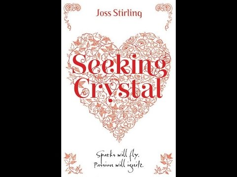 Seeking Crystal Book Trailer