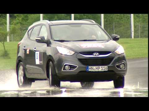 ZF-Praxistest - Platz 9: Der Hyundai iX35