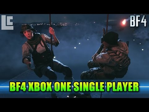 Xbox One: BF4 Single Player Review. Stunning Graphics! (Battlefield 4 Xbox One Campaign Gameplay)