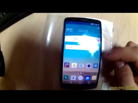 Как обновить LG G3 D855  перепрошить андроид до версии 6.0 marshmallow ручками