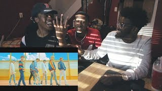 BTS (방탄소년단) 'DNA' Official MV - REACTION!!!