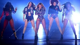 Beyonce Video - Beyoncé   Mine Live At MTV VMAs 2014