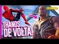 VINGADORES 4 E O MYSTERIO DO HOMEM-ARANHA MP3