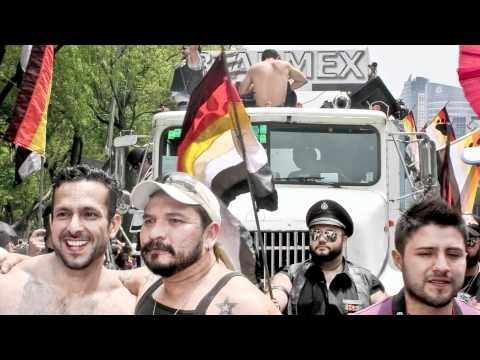 Bear Pride Mexico & Mr. Bearmex 2011 video