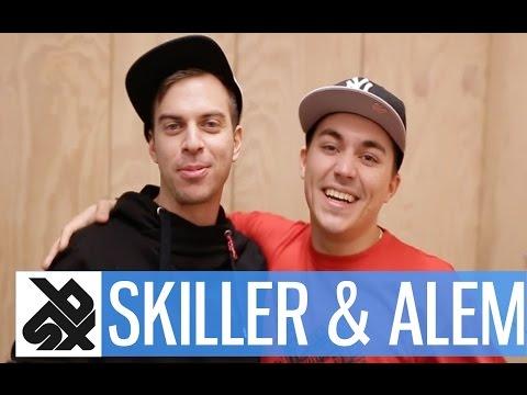 SKILLER & ALEM  |  The Faster Going Way