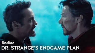 Did Doctor Strange Trick Thanos With The Time Stone? | Fan Theory Friday
