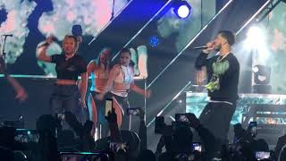 Culpables Anuel Aa And Karol G Live New York 11 17 18 34 First Kiss 34