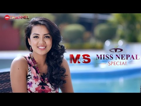 Miss Nepal 2015  M&S Miss Nepal Special